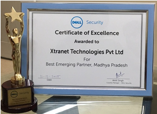 dell awarded xtranet